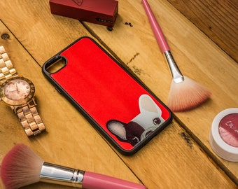Red Dog Iphone case 6 6s 7 / Plus