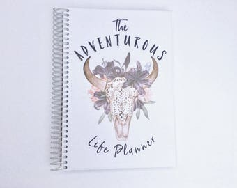 2018 Planner, Weekly Planner, 2018 Diary, 2018 Agenda, Life Planner, Weekly Planner 2018, Planners and Organizers, 12 Month Planner, A5