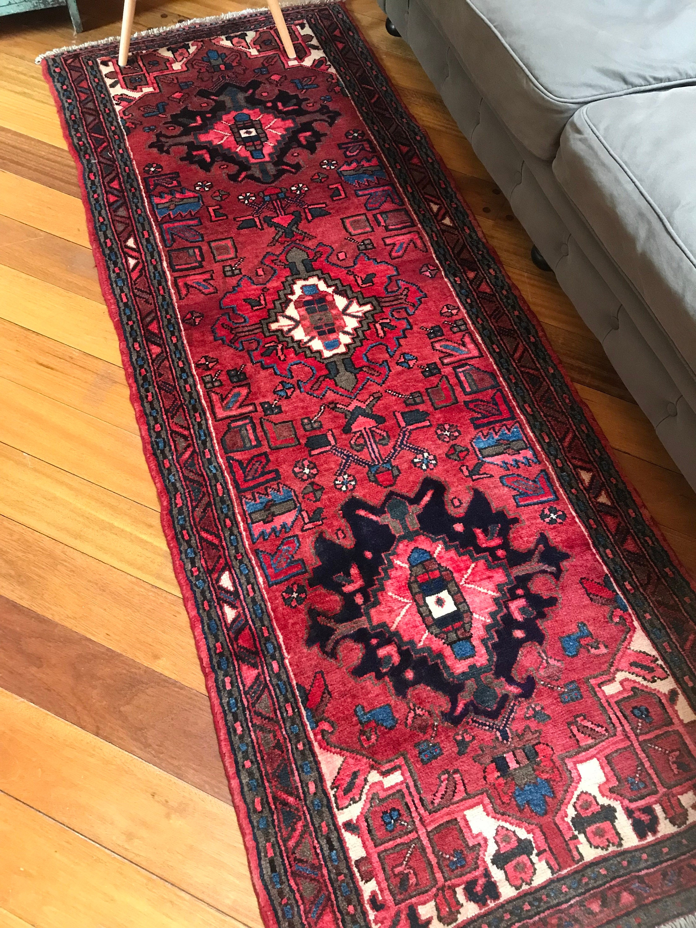 tribal kilim blue lovely rug improvement moroccan home bohemian photos jute images best of