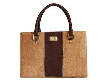 Cork cork ladies bag, women bag