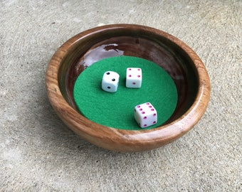 Dice Tray - Free Shipping in the USA