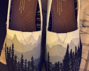 Mountain Canvas Shoes
