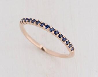 Sapphire wedding Etsy