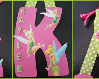 "first name letter wall ""KAYLEE"""