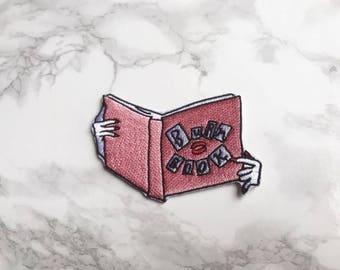 Cute Mean Girls Burn Book patch