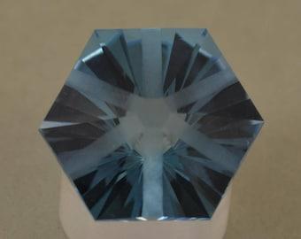 Blue - Topaz 6 star, matt