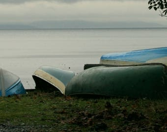 Abandoned Boats- 110 PC. PUZZLE