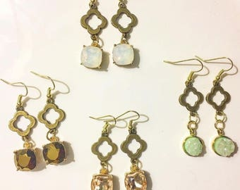 Barely There Statement Earrings