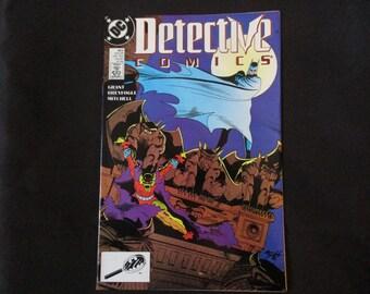 Detective Comics#603 D.C. Comics 1989