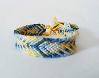 model: yellow feather (14 Brazilian threads)