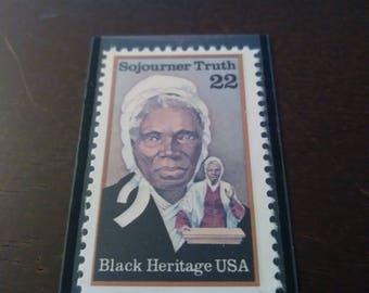Sojourner Truth Postage Stamp