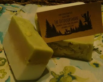 The Outdoorsmen Soap