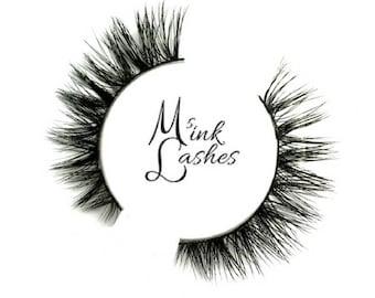 Mia-O-Miah Faux Mink Lashes - Mink False Eyelashes