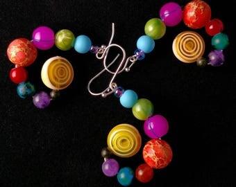 Solar System Earrings, Planet Earrings, Space Accessory, Statement Piece, Milky Way Galaxy, Sci Fi Fan Jewelry, Science Style