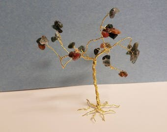 Small tree sculpture