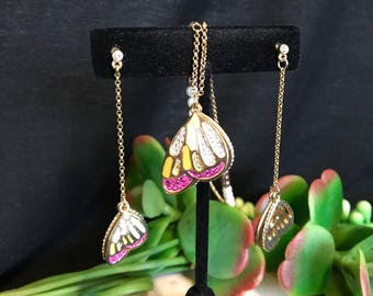 Monarch Jewelry Set