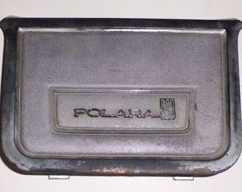 Vintage 1969 Dodge Polara500 Back Seat Interior Trim Emblem