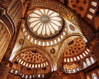 Istanbul, Turkey, Blue Mosque, Photography