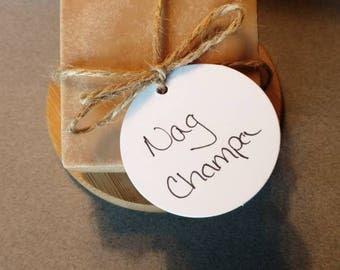 Nag Champa - Homemade Soap - Natural Soap - Essential Oil Soap - Cold Process Soap