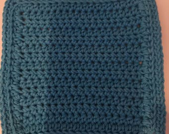 Crocheted Small Dishcloth