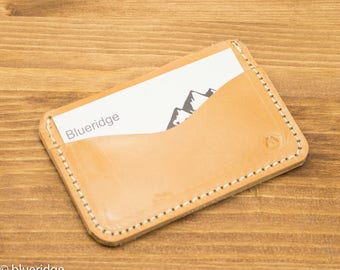 No 40 Leather Card Holder Wallet