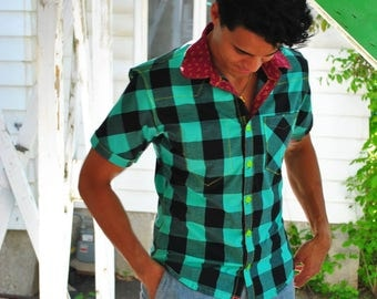 Minty Fresh Reversible Shirt