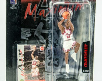 NBA Collection Air Maximum Michael Jordan Action Figure Championship