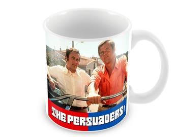 The Persuaders Ceramic Coffee Mug    Free Personalisation