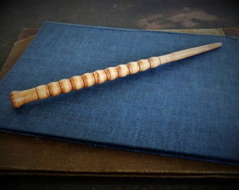 The Maple Spine Wand