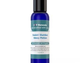 Sweet Slumber Sleep Potion