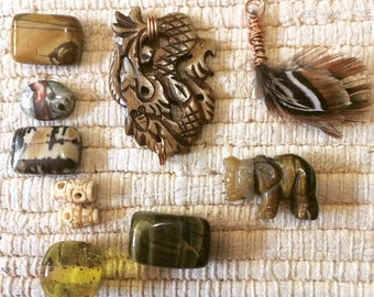 Wood & Natural collection