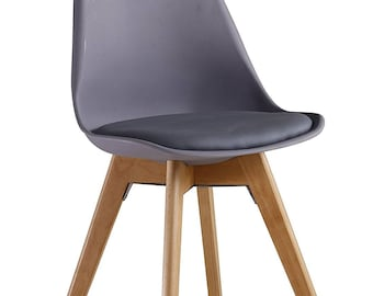 MOF Tulip Chair Modern Living Room Dining Room Chair Mid Century Design Scandinavian furniture EAMES