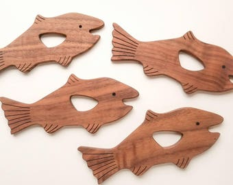 Whale nursing necklace breastfeeding necklace baby wearing natural organic wooden teething toy personalized baby gift fish wooden baby teether baby stocking negle Image collections