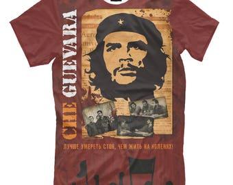 Che Guevara Men's Women's T-Shirt