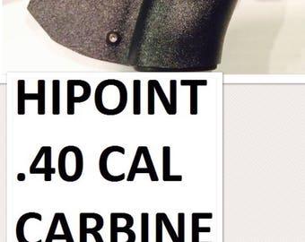 Featureless California Fin Grip Hi-POINT 40 CAL CARBINE Legal Compliant Wrap  Ca Ny Hipoint Shark Fin