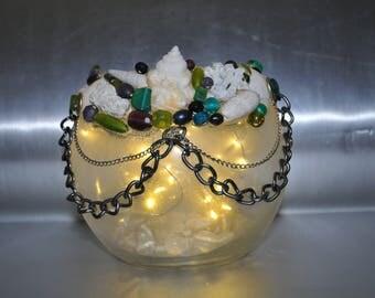 LED Lantern - Nightly Royal
