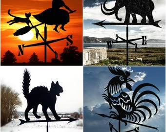 Make your own Wind vane