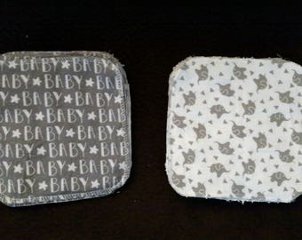 Cloth wipes - 12 pack