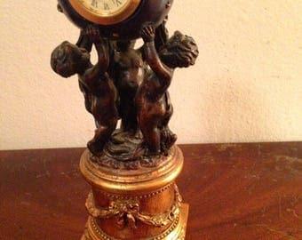 Vintage Replica Victorian Antique Clock