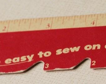 Hem Gauge from White Sewing Machines