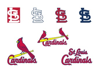 St Louis Cardinals svg, cardinals svg, baseball svg, baseball clipart, svg baseball, st louis cardinals, svg files, cut files, sports svg