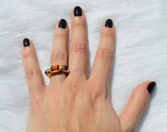 Super Fun Gold Ring