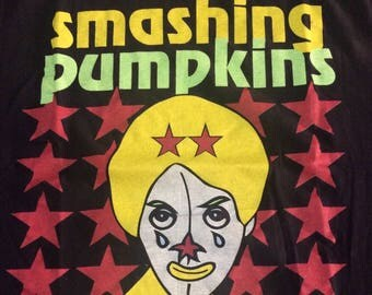Vintage The Smashing Pumpkins xl size