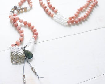 Gypsy of Opportunity Mala Necklace