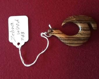 Hawaiian Fish Hook necklace pendant