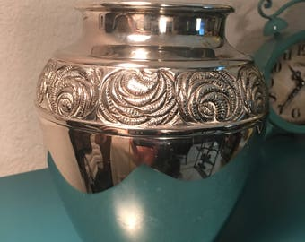 International Silver Company vase