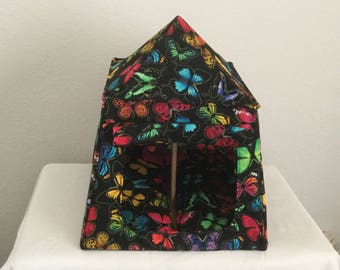 "Butterfly Camping Tent for Barbie/11-1/2"" dolls"