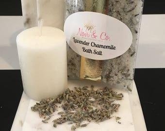 Lavender Chamomile Bath Salt *Mini*