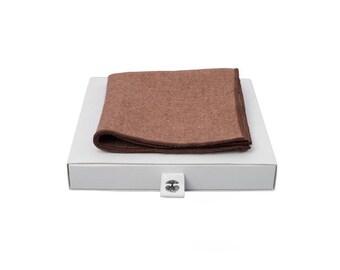 de MORÉ - Mr. Brown Pocket square