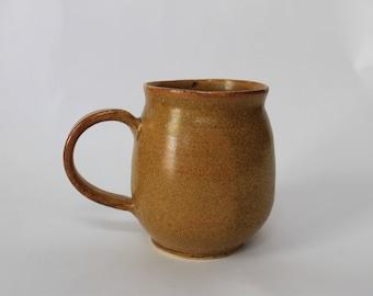 Ochre mug
